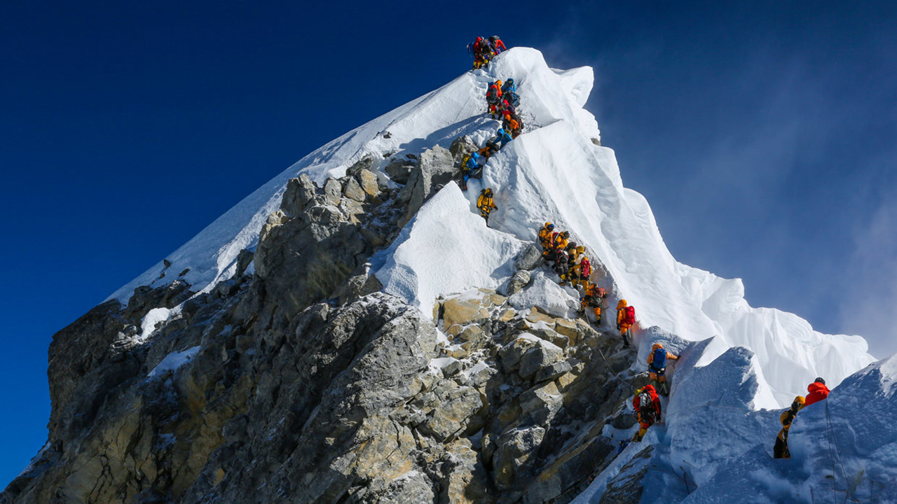 Mount Everest: The Holy Mountain