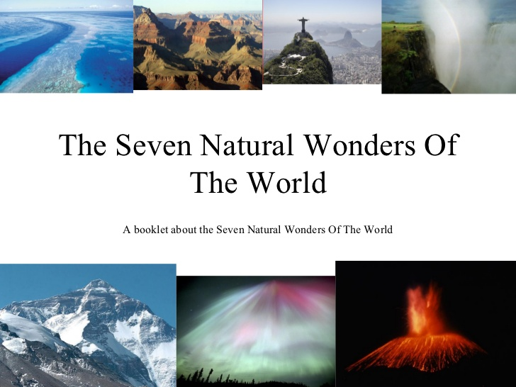 the-seven-natural-wonders-of-the-world