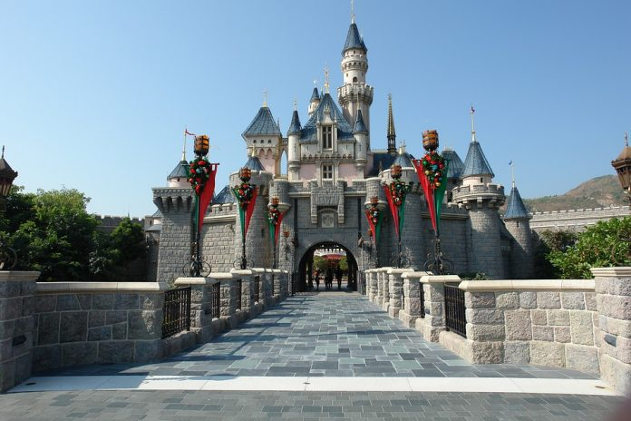 new leadership at Disney Parks