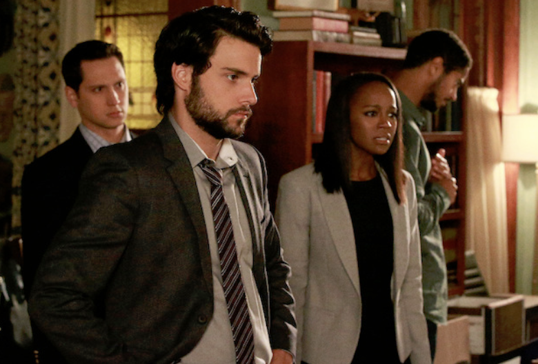 How to get away with murder all seasons available to watch on Netflix