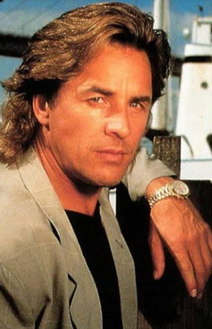 Miami Vice Popular star James Crockett