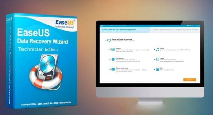 Lost data Data Recovery Wizard