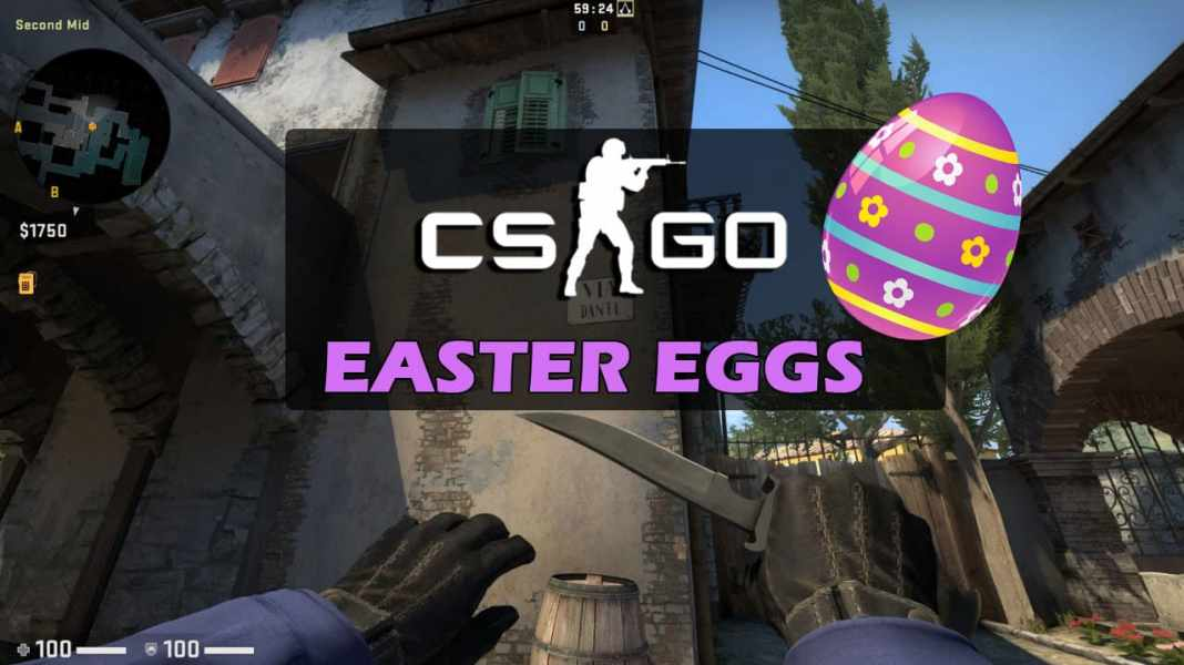 Easter Eggs in CS: GO