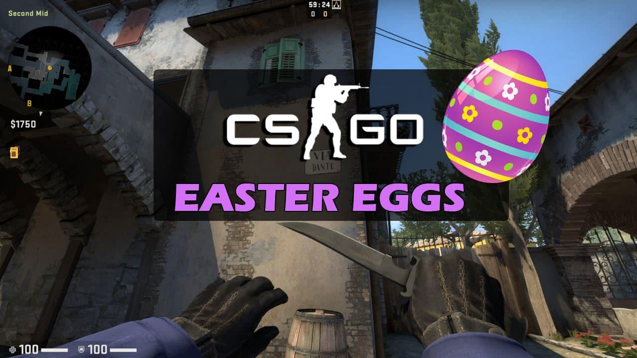 Easter Eggs in CS: GO