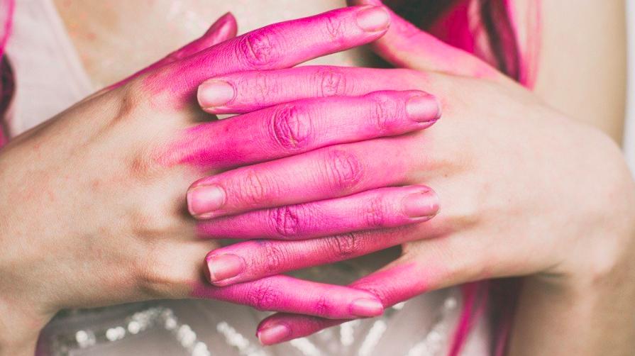 skin hair dye removal solution