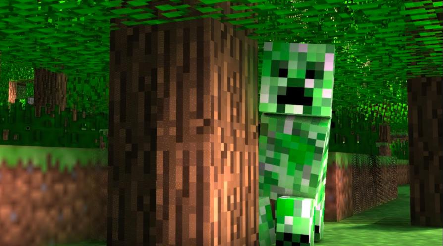 how to make gunpowder farm in Minecraft