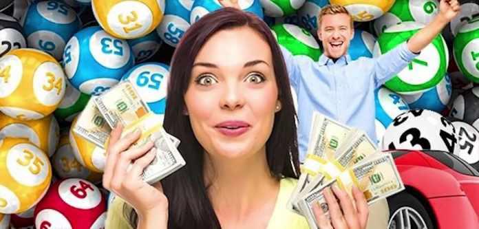 lottery winner loses ticket
